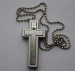 Cross Necklace DVR