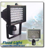 Flood Light DVR