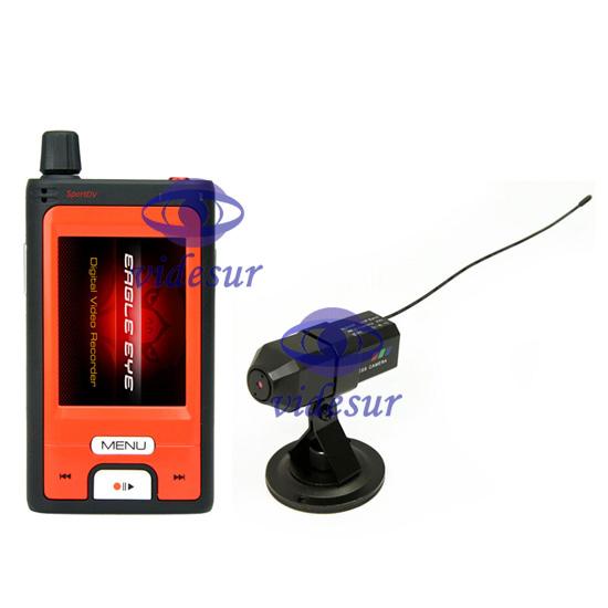 Vspv922w 2 4ghz Wireless Video Recorder 2 4ghz Wireless