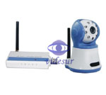 Video Quality : 380TV Lines CMOS, Zero Interference with Bluetooth, Wireless Routers, microwave ovens etc. 100% safe signal, privacy guaranteed. Quad Image, View & Record four images maximumly. Motion Detection Recording. Network Remote Monitoring. Video Clips Playback. Night Vision. Date, Time, Week Stamps on recording clips.